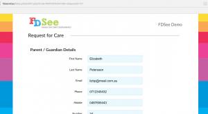 FDSee Direct Web RFC